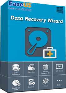 Data recovery software in the test