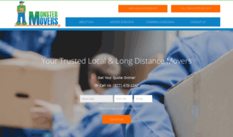Finding packers and movers