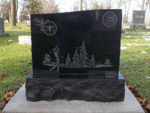 How to identify good or bad conditions of headstones