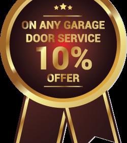Garage doors track and track hardware
