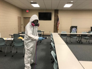The benefits of biohazard cleanup