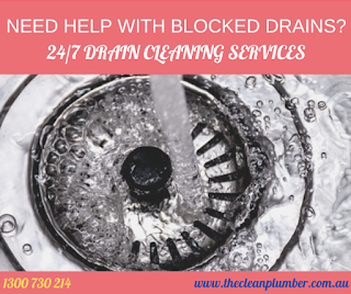 The thought processes most extreme referred to for Blocked Drains